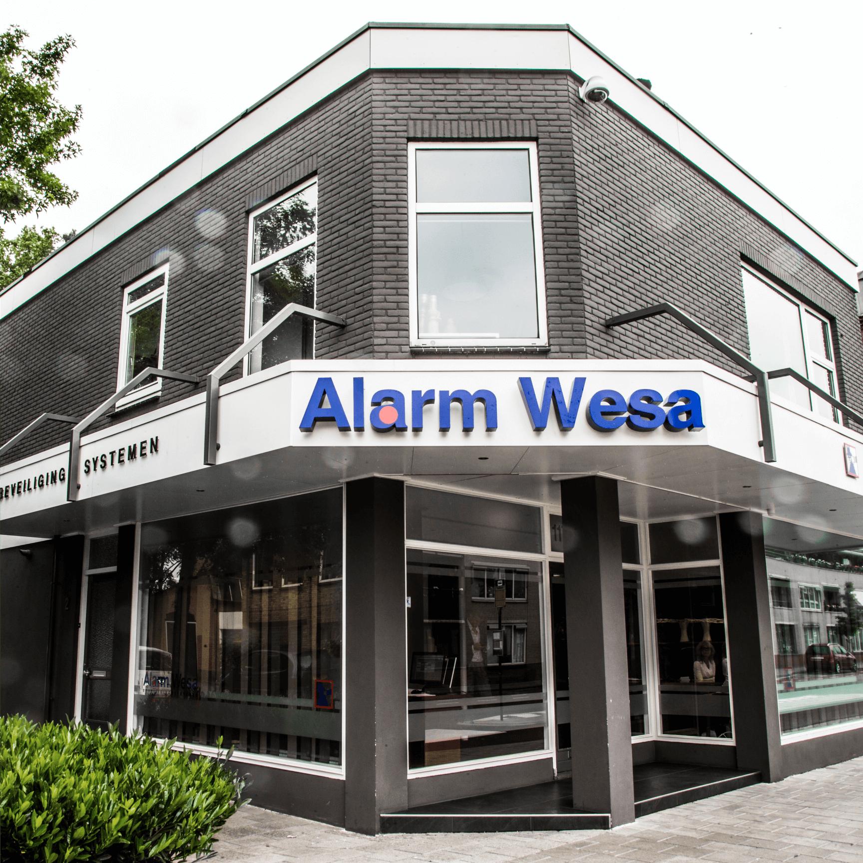Beveiligingsbedrijf Alarm Wesa